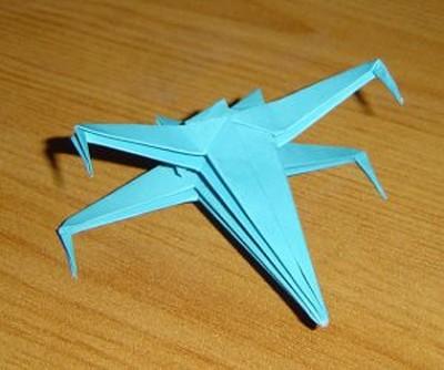 Оригами X-wings