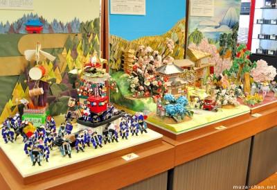 Музей оригами в Токио