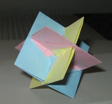 Модульная фигура XYZ