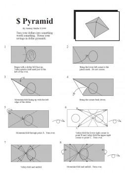 схема пирамиды 1-8