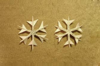 Снежинки от Jared Needle