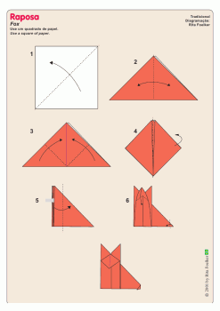 Схема сборки лисы