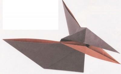 ворона от Макото Ямагучи