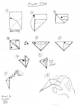 Схема из прямоугольника