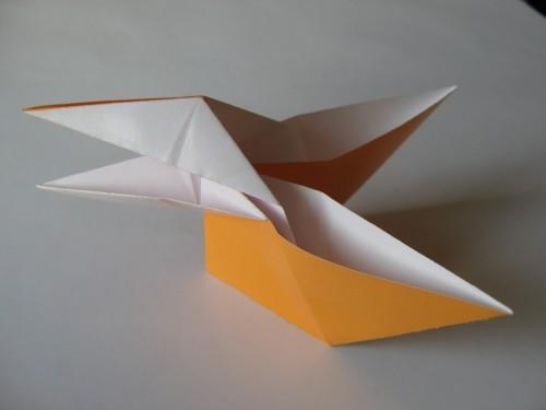 каркающая ворона от Макото Ямагучи