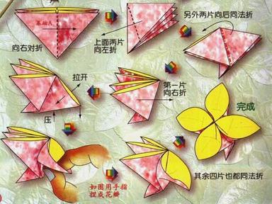 Схема сборки сакуры