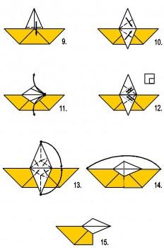 ворона схема сборки часть 2