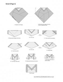 Схема логотипа Gmail2