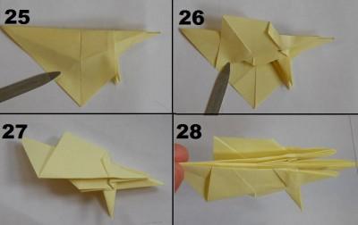 Птичка схема 7