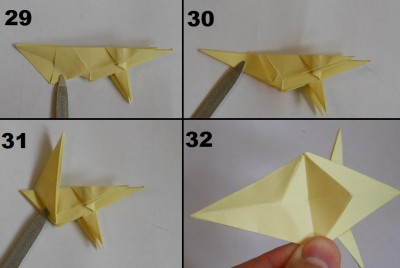 Птичка схема 8