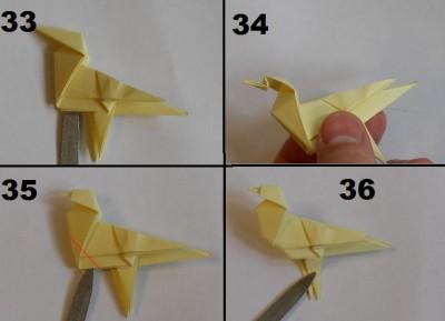 Птичка схема 9