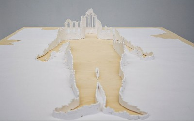 10 удивительных художников, работающих с бумагой