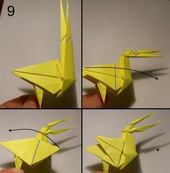 Пеликан схема 9