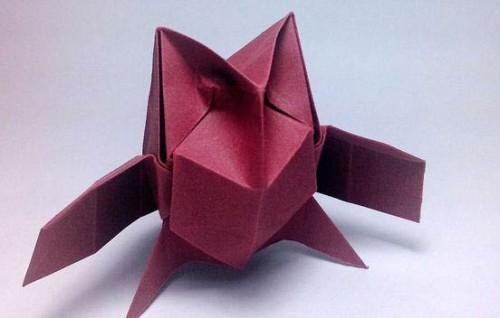 Оригами - сова