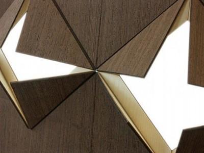 лампа оригами 4