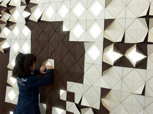 lampa origami 4