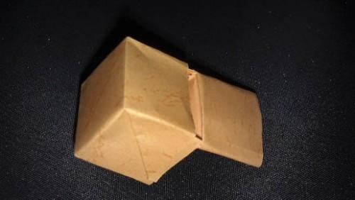 оригами-свисток