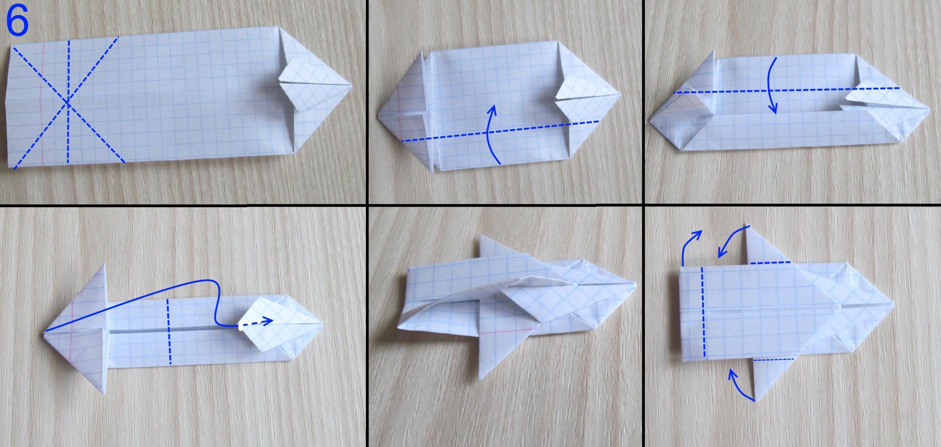 Рисунок детский, открытки оригами танк
