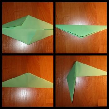 схема 9-12 оригами спираль