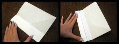 Книга оригами схема сборки 3