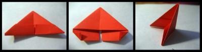 Модульное оригами ромашка как сделать модули 5-7