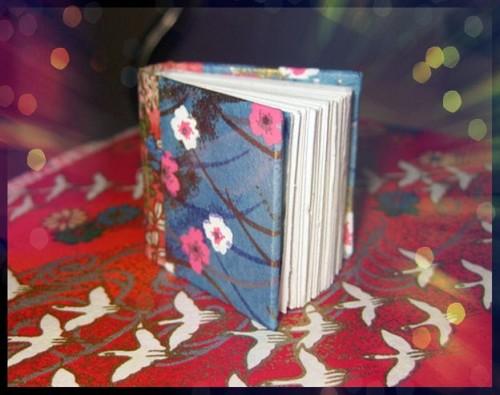 Оригами Книга из бумаги мастер-класс