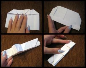 Сборка книга оригами 14-17