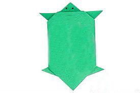 Оригами красивая сухопутная черепаха схема мастер-класс