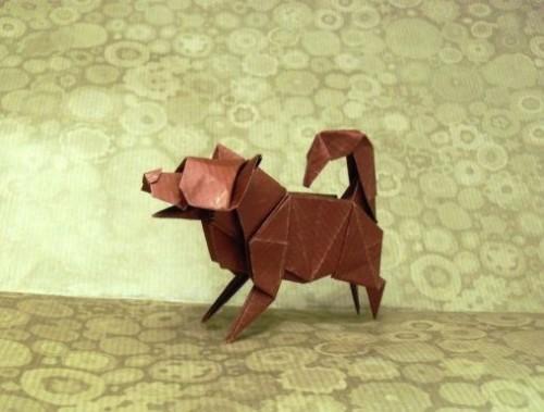 Собака по схеме Katsuta Kyouhei