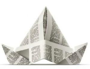 Шапка оригами мастер класс