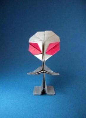 Забавный инопланетянин от автора Riki Saito
