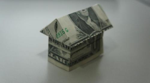 Мастер класс домик оригами от Jo Nakashima