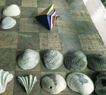 Оригами ракушка видео