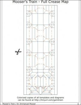 Схема сборки паттерн вагон и локомотив поезда