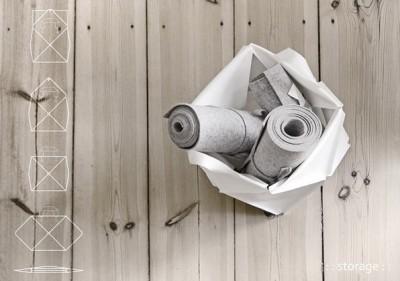 Коллекция универсальных сумок-оригами