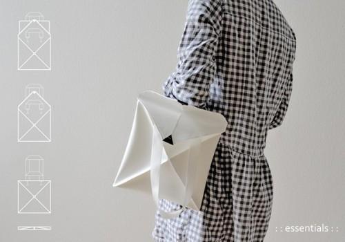 Многофункциональные сумки-оригами Omni