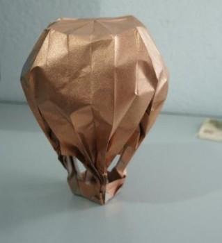Оригами шар мастер класс