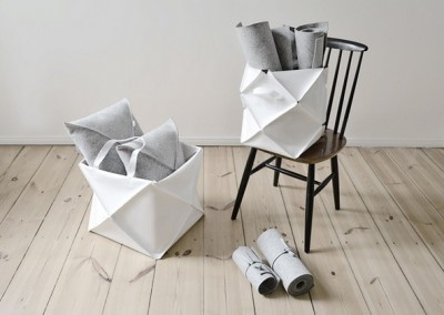 Сумки Omni стильные оригами-сумки
