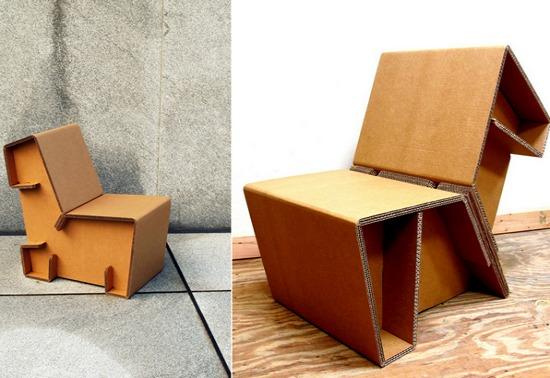 Chairigami - новая мебель оригами