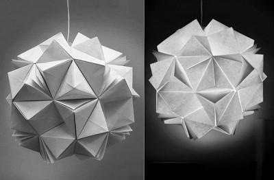 Folded Light от Jiangmei Wu