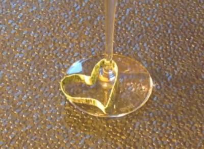Как сделать сердце Moneygami