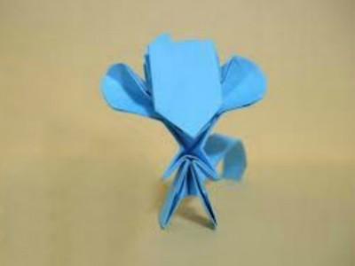 Оригами обезьяна мастер класс