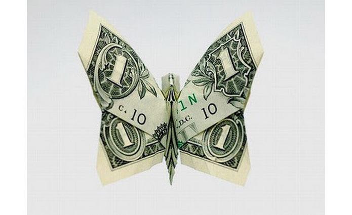 Джони Свинг и Марк Венгер денежный скульптуры