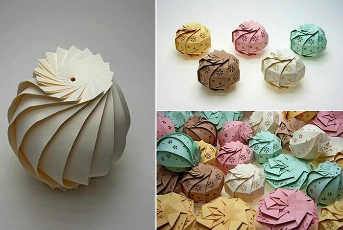 Геометрическое оригами Джуна Митани