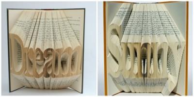 Книги оригами от Исаака Салазара