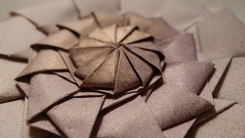 Цветок оригами своими руками «Flower Tower»