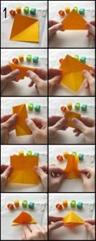 Бумажные гирлянды своими руками схемы 1
