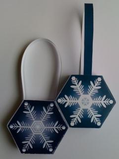 Новогодняя корзинка оригами видео