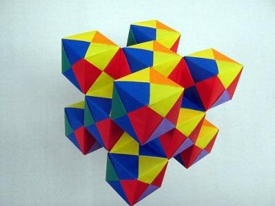 3D подвижные кубы сонобе схема (второй вариант)