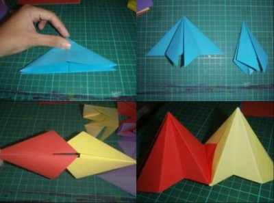 Как сделать оригами круг схема сборки